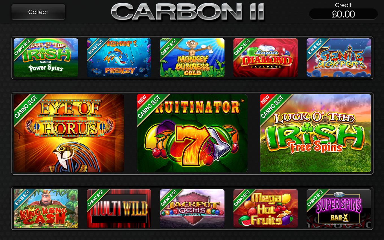 Carbon II