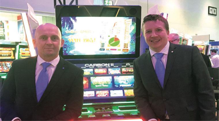Gavin Wright & James Lowe