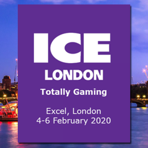 Meet us at ICE 2020 on stand N4 – 210