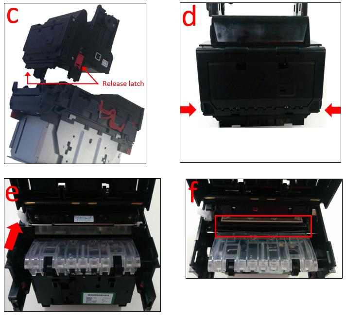 NV12 Printer module – Innovative (ITL)